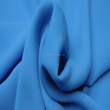 Woven stretch 95 polyester 5 spandex fabric