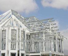 china prefabricated light steel houses frame modular homes