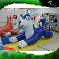 Promotional Inflatable PVC Dog, Inflatable Horse Toy, PVC Inflatable Horse For Event
