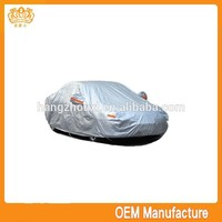 Multifunctional al+pp cotton fabric car trailer cover with great price