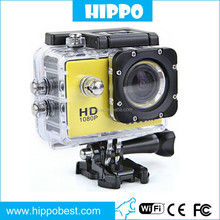 portable mini full hd 1080p waterproof mini camcorder wifi