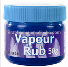 OEM/ODM vapor rub and chest rub hot sale chinese