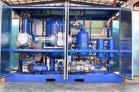 Two-Stage Vacuum Transformer Oil Refinery Treatment Machine