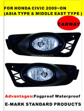 OEM FOG LAMP FOR HONDA CRV 2009~ON(ASIA TYPE&MIDDLE EAST TYPE)