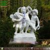 Garden Decoration Stone Carving of Children