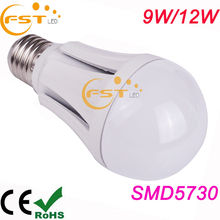 85-265V 900lm philips led light bulb 12w with CE and RoHS
