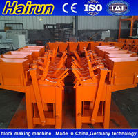 German technology QMR2-40 brick making machines sale in kenya made in China