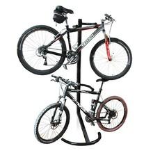 New design 2 tier removable metal suv bike rack