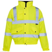Construction workwear personal protective reflective work clothing