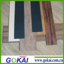Cheap hot sale top quality natural wood pvc vinyl floor waterproof pvc flooring