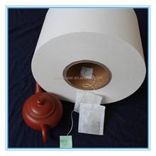 Qualitative empty filter teabag