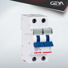 GEYA GYM7 mini types of electrical circuit breaker