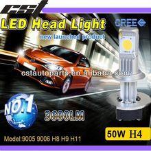 2013 led headlight for cars