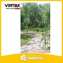 Creditable partner good quality garden outdoor rose gate