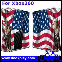 For Microsoft xbox360 Game Console Skin