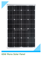 65W Mono Solar Panel