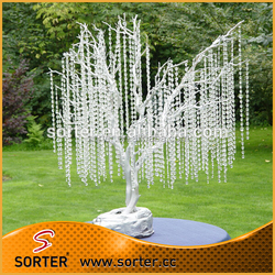 crystal garland crystal beaded garland for wedding and home decoration