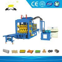 2014 new product QTY6-15 hydraulic automatic block making machine