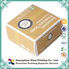China wholesale cheap custom printed paper box pattern