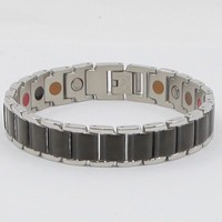 2015 Cool Fashion Hot Jewelry Trends Magnetic Elements Men Bracelets