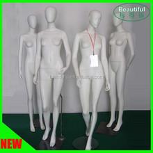 Customized Fashion Female Modeling Full Body Mannequin