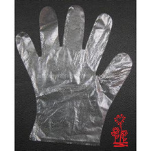 New products household PE plastic gloves