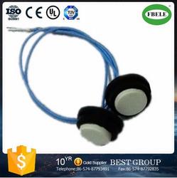 FBGFM-011-200KHz brass water flow rate sensor anti-heat water flow sensor mhz water flow rate sensor(FBELE)