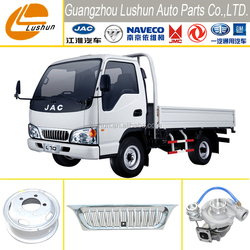 the biggest supplier china truck spare parts of JAC