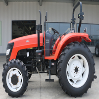 the body tractor/four wheel tractor/medium size tractor