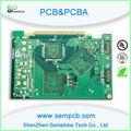 Profesional de alta calidad de Taiwán importación fr4 placa de circuito electrónico PCB con UL y la certificación ISO 9001
