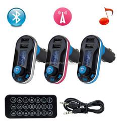 Wireless Bluetooth FM Transmitter MP3 Player Car /Wireless Bluetooth CAR FM Transmitter MP3 Player