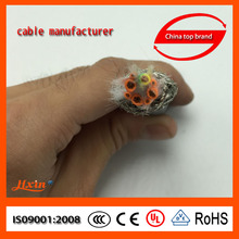 2015 hot multi strand pvc insulated copper wire 6mm flexible cable