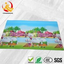 Children soft folding camping beach baby play PVC mat for sale