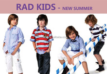 RADBOM Clothing factory clothing display fashion children t shirts,pants,skirts,jacket,dresses,,winter clothing