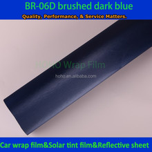Protective car used brushed carbon fiber paint for car sticker