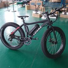 Fat bike 2014 newest model sport CE/EN15194 ebike KCMTB016