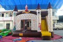 Top sale castle inflatable,inflatable bounce castle