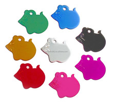 MOUSE Tag - Custom Engraved Pet/Cat/Dog ID Tag - Cute & Colorful