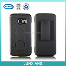 Chinese cell covers 2 in 1 combo holster case for Samsung Galaxy S6 edge