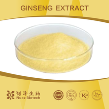 Manufacturer Ginseng leaf and stem extract/function food & beverage material