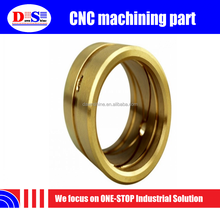 TS 16949 certified copper cnc turning parts - cnc turning