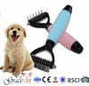 [Grace Pet] Effective Dog Dematting Comb Dog Deshedding Comb