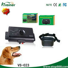 Waterproof & Rechargeable More reliable than wireless dog fence electrical dog fences