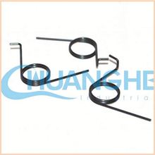 Customized high-strength torsion spring for hair clips/hairpin/ bobby pin supplier in china
