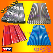 Promotional goods galvalume metal roofing price