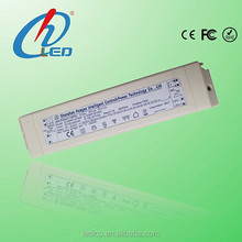 3 years warranty 0-10v dimmable constant current led driver 50W 1500ma with CE ROHS