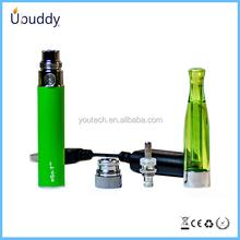 Most popular huge vapor e cig colorful rebuildable 1.5ml e cig gs h2 clearomizer blister/starter kit gift box package