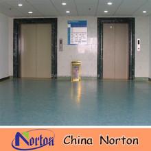 hotel use pvc vinyl floor rolls, plastic flooring NTF-PC130B