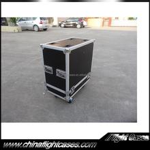For HK Audio Speaker ATA Carrying Case, Custom Design with Caster Board