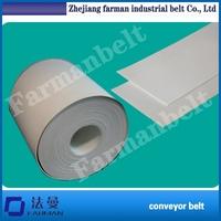 Farman Brand High Quality Pvc/pu Food Conveyor Belt